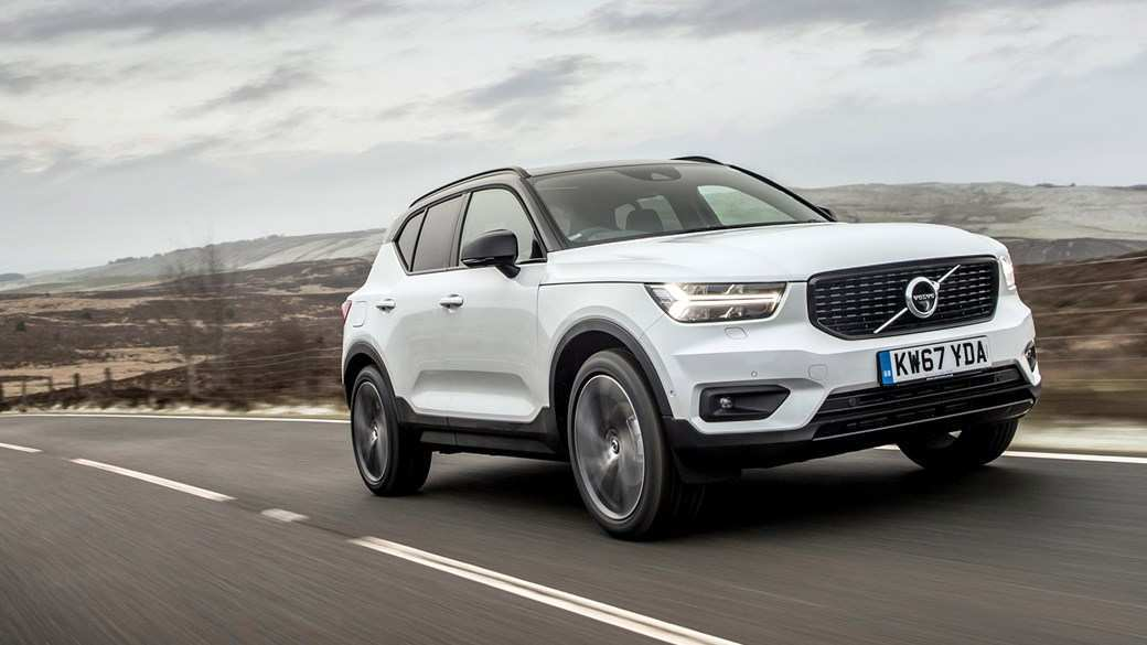 74 New 2020 Volvo Xc40 Gas Mileage Exterior for 2020 Volvo Xc40 Gas Mileage