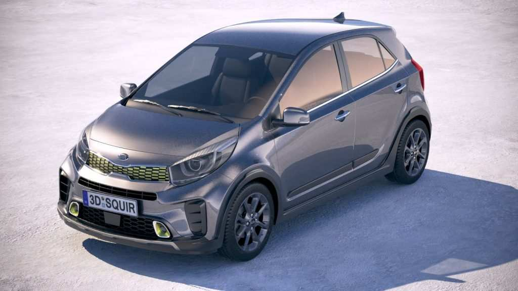 74 New Kia Picanto 2020 Exterior Price and Review by Kia Picanto 2020 Exterior