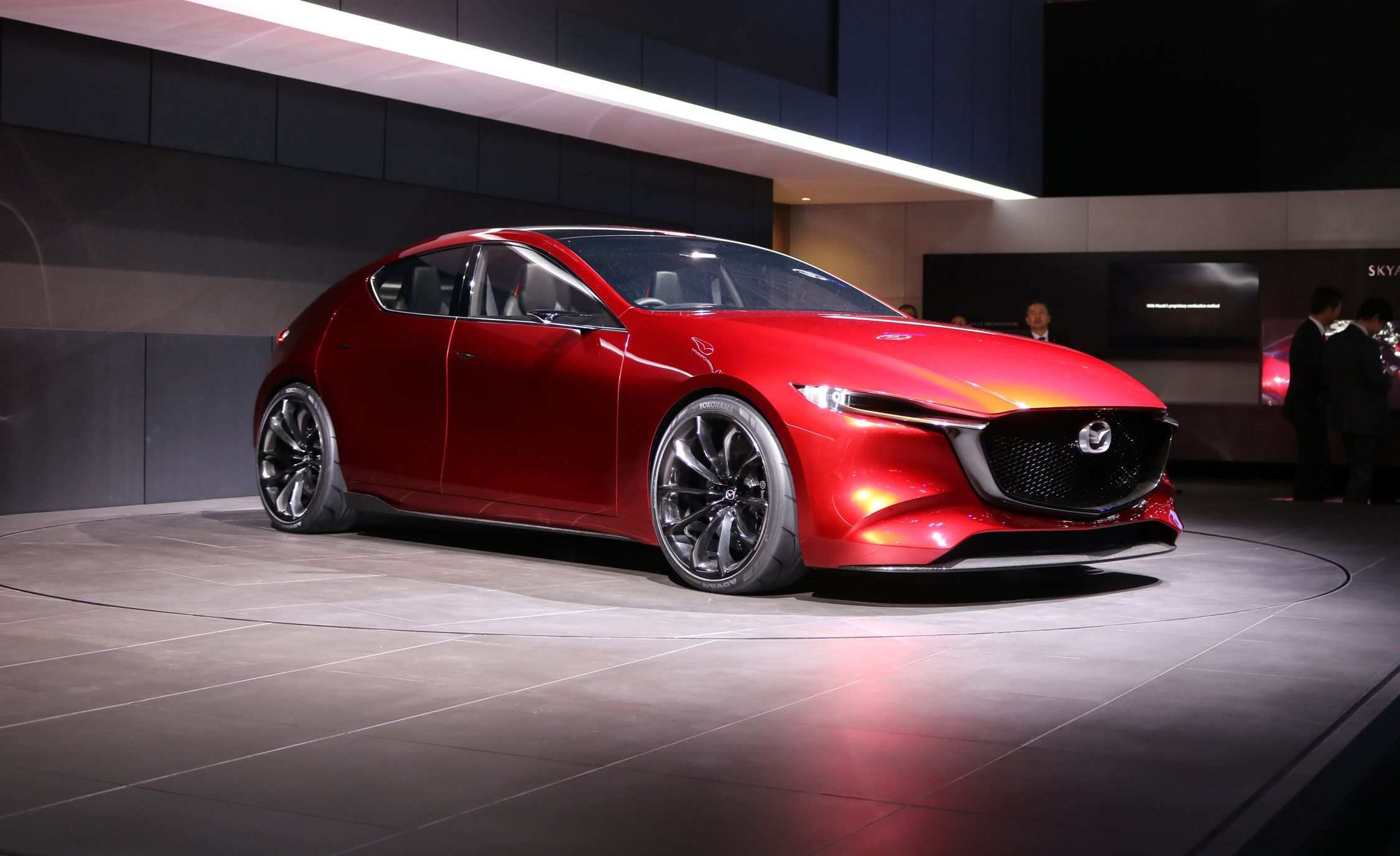 74 New Mazda Kai 2020 New Concept with Mazda Kai 2020
