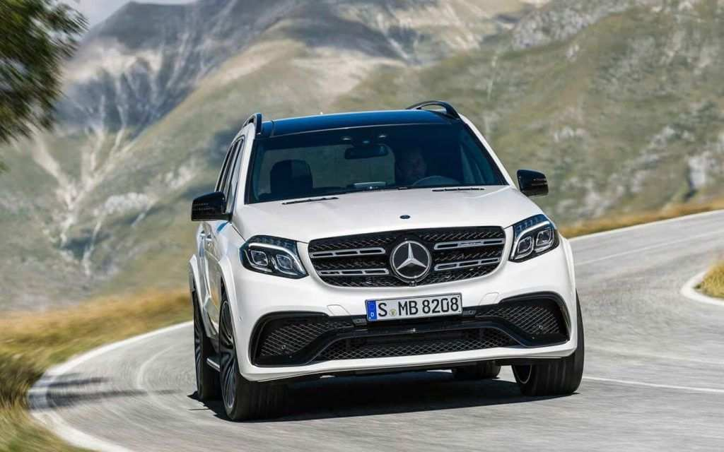 74 New Mercedes Benz Gls 2020 Rumors with Mercedes Benz Gls 2020