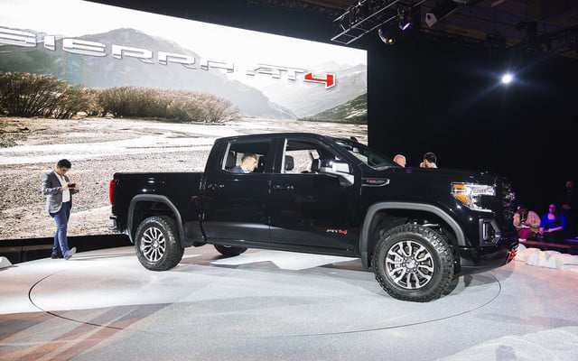 74 The 2020 BMW Sierra At4 White Specs with 2020 BMW Sierra At4 White