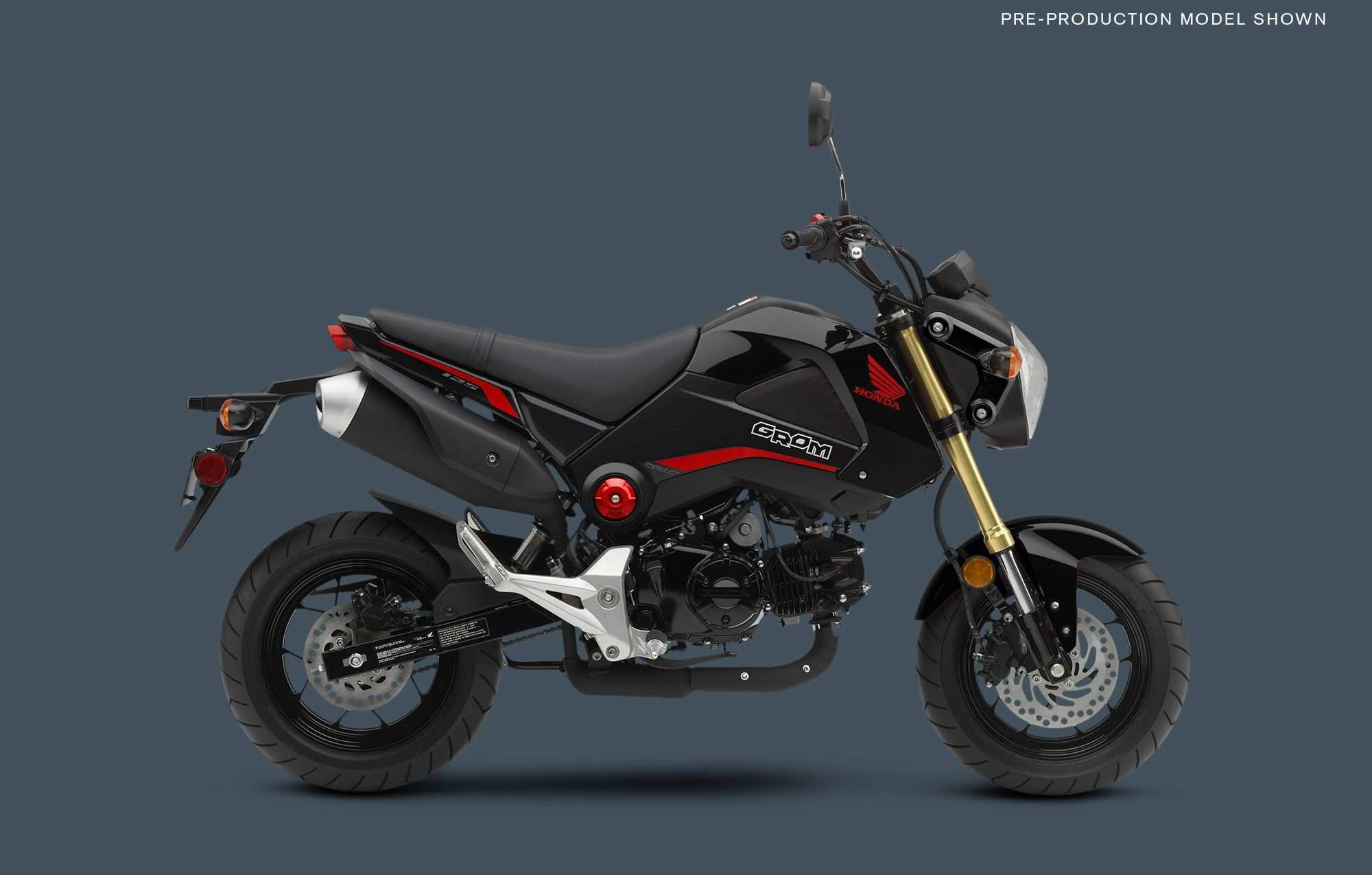 74 The 2020 Honda Grom Colors Picture by 2020 Honda Grom Colors