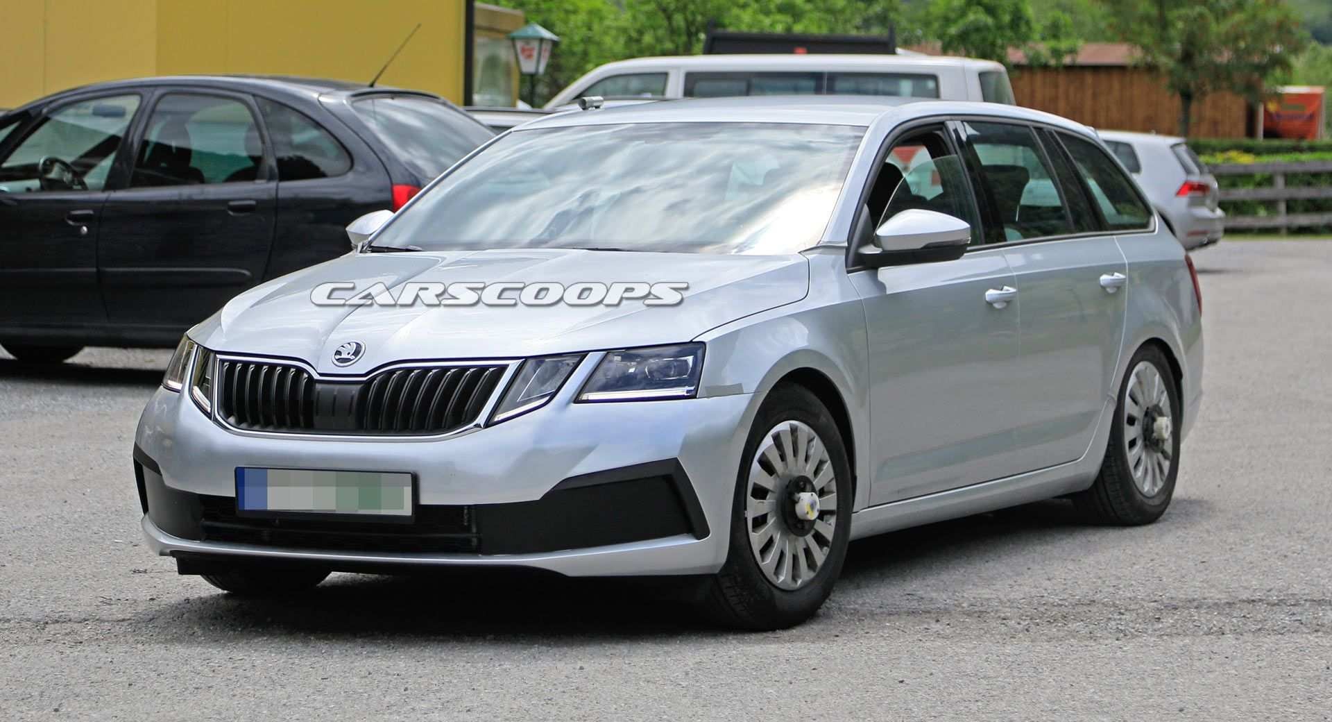 74 The 2020 Skoda Octavia 2018 Redesign and Concept with 2020 Skoda Octavia 2018