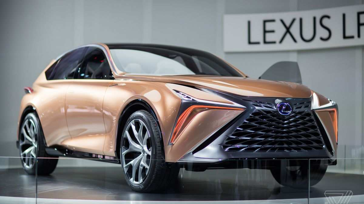 74 The Lexus New Concepts 2020 History for Lexus New Concepts 2020
