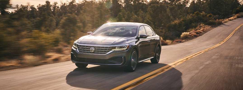 74 The Volkswagen Passat 2020 New Concept New Concept by Volkswagen Passat 2020 New Concept