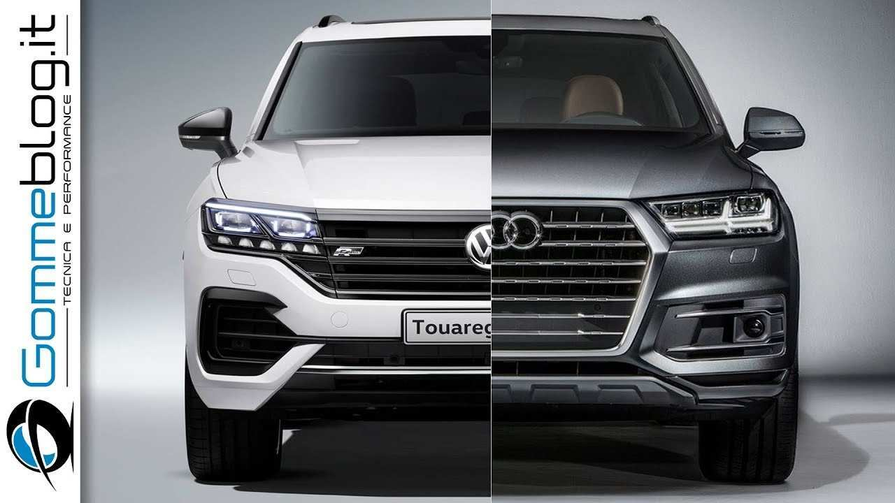 74 The Volkswagen Touareg 2020 Dimensions Specs by Volkswagen Touareg 2020 Dimensions