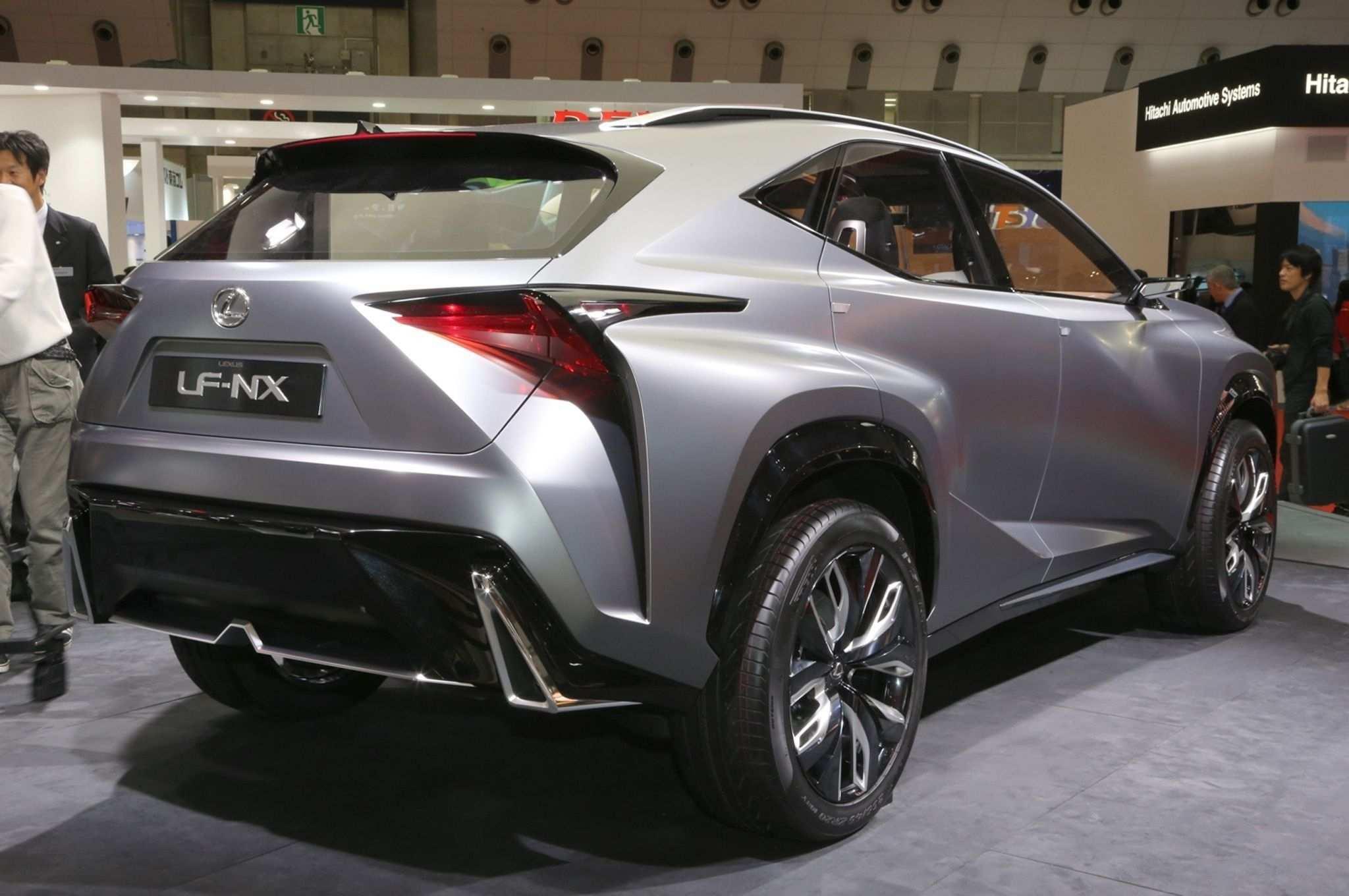 75 All New 2020 Lexus Nx Release by 2020 Lexus Nx