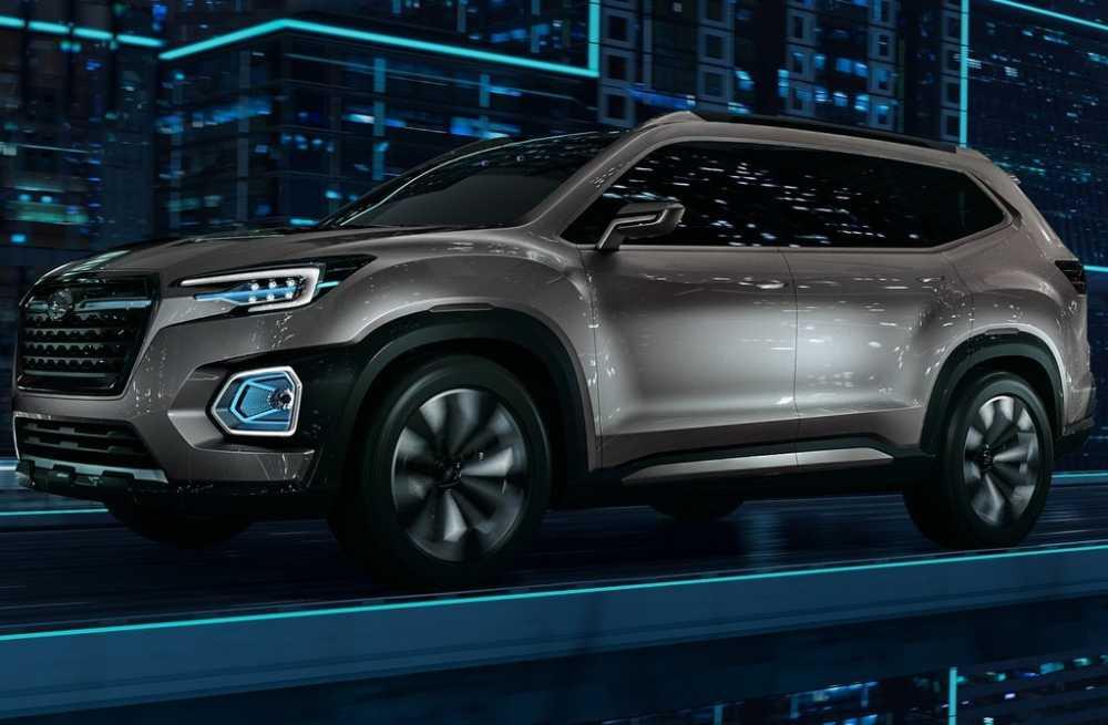 75 All New 2020 Subaru Tribeca 2018 Picture with 2020 Subaru Tribeca 2018