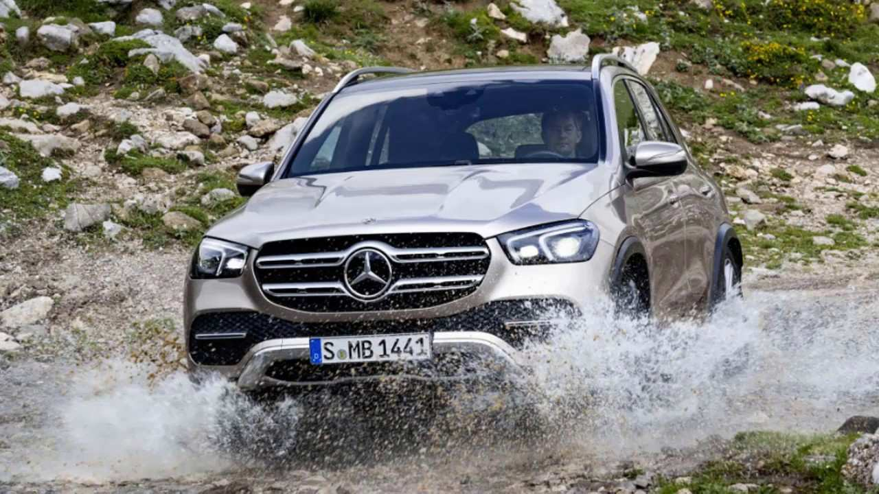 75 All New Mercedes Gle 2020 Youtube Exterior for Mercedes Gle 2020 Youtube