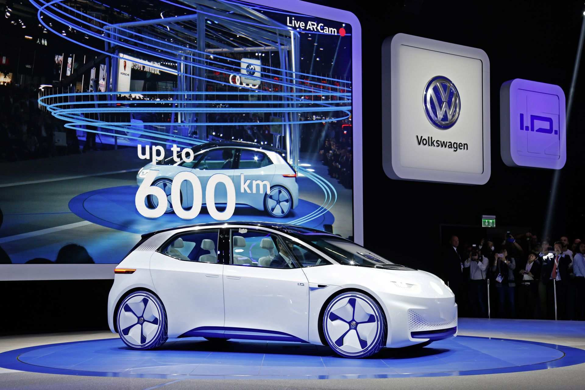 75 All New Volkswagen 2020 Electric Pictures for Volkswagen 2020 Electric