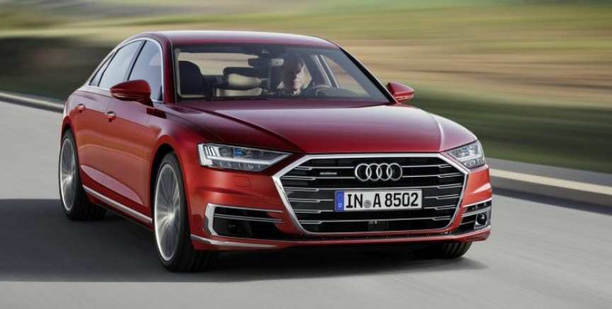 75 Best Review 2020 Audi A8 Engine by 2020 Audi A8