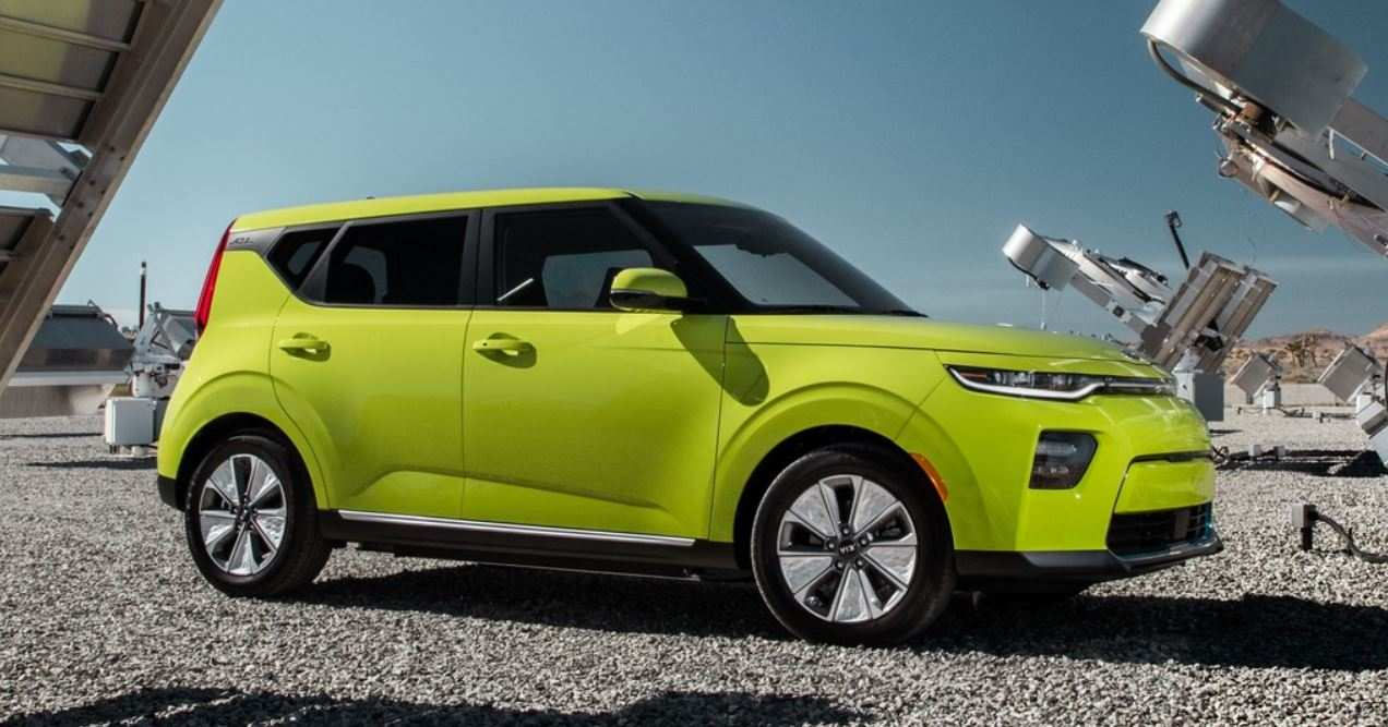 75 Best Review Kia Soul Ev 2020 Redesign with Kia Soul Ev 2020