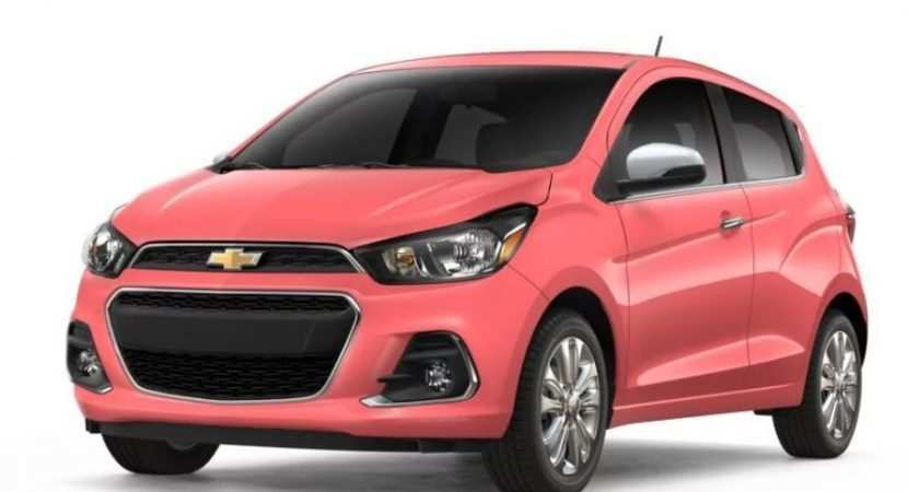 75 Concept of 2020 Chevrolet Spark Style by 2020 Chevrolet Spark
