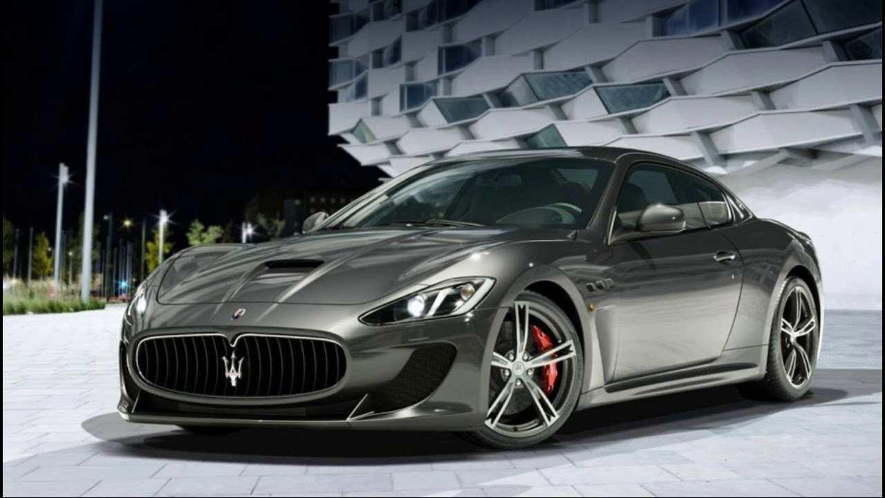 75 Concept of 2020 Maserati Granturismo Picture for 2020 Maserati Granturismo