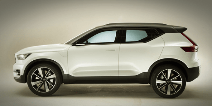 75 Concept of 2020 Volvo Xc40 Length Images with 2020 Volvo Xc40 Length