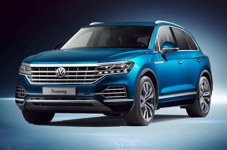 75 Concept of VW Touareg 2020 Usa History for VW Touareg 2020 Usa