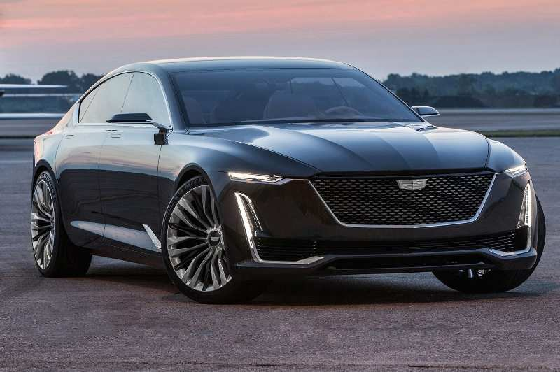 75 Gallery of 2020 Cadillac Deville Redesign and Concept by 2020 Cadillac Deville