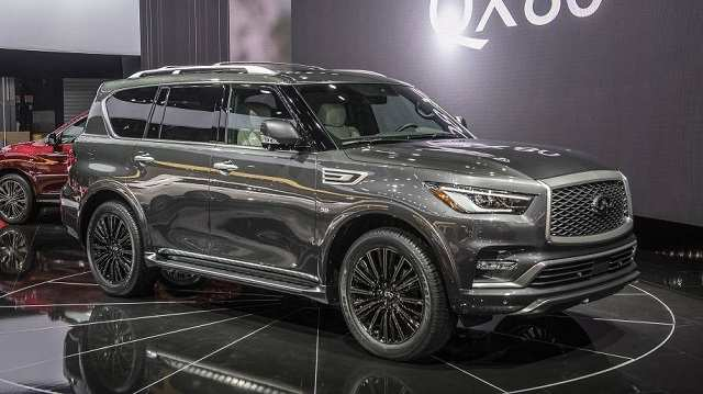 75 Gallery of 2020 Infiniti QX80 Pictures for 2020 Infiniti QX80