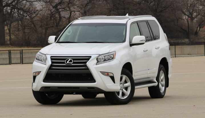 75 Gallery of 2020 Lexus Gx470 Redesign with 2020 Lexus Gx470