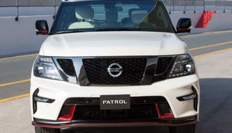 75 Gallery of 2020 Nissan Patrol New Concept by 2020 Nissan Patrol