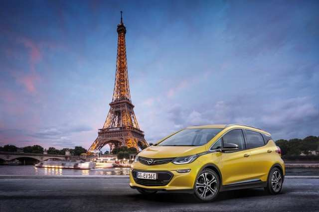 75 Gallery of 2020 Opel Ampera 2018 Concept with 2020 Opel Ampera 2018
