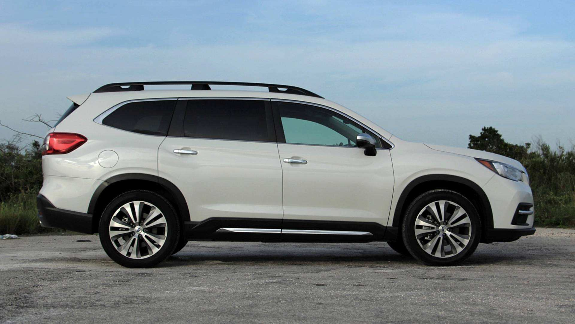 75 Gallery of 2020 Subaru Ascent GVWr Spy Shoot by 2020 Subaru Ascent GVWr