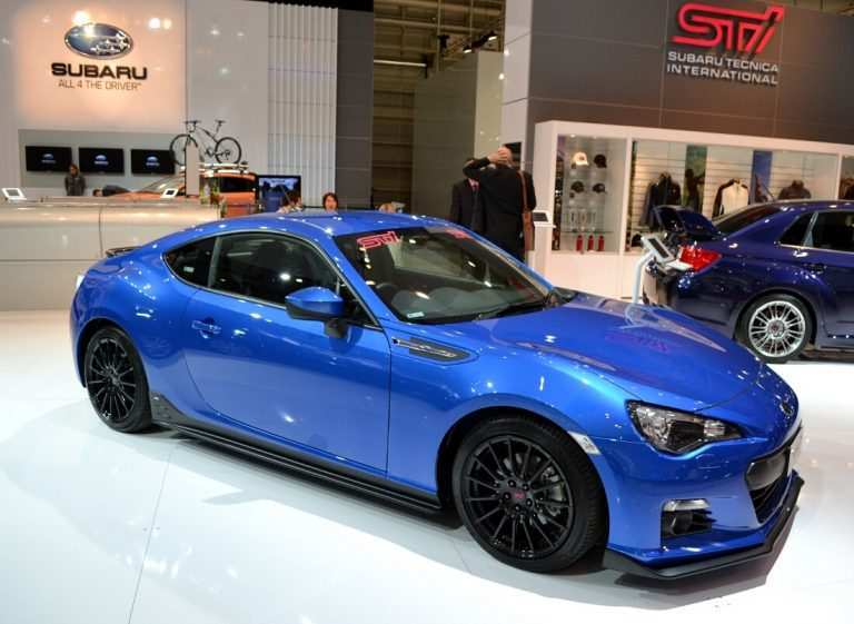 75 Gallery of 2020 Subaru Brz Turbo Price by 2020 Subaru Brz Turbo