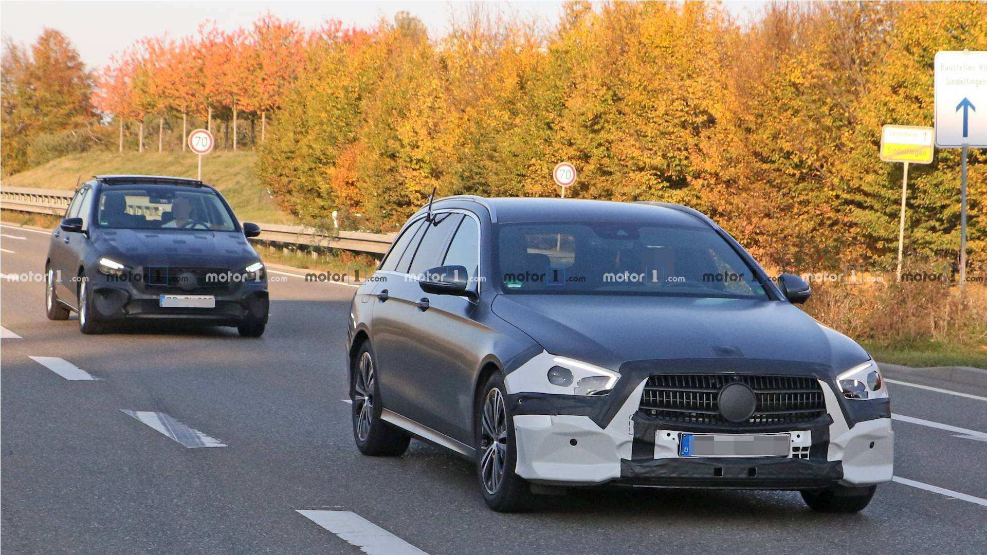 75 Gallery of 2020 The Spy Shots Mercedes E Class Review with 2020 The Spy Shots Mercedes E Class