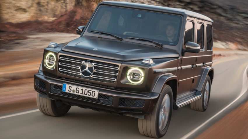 75 Gallery of G550 Mercedes 2020 Ratings with G550 Mercedes 2020