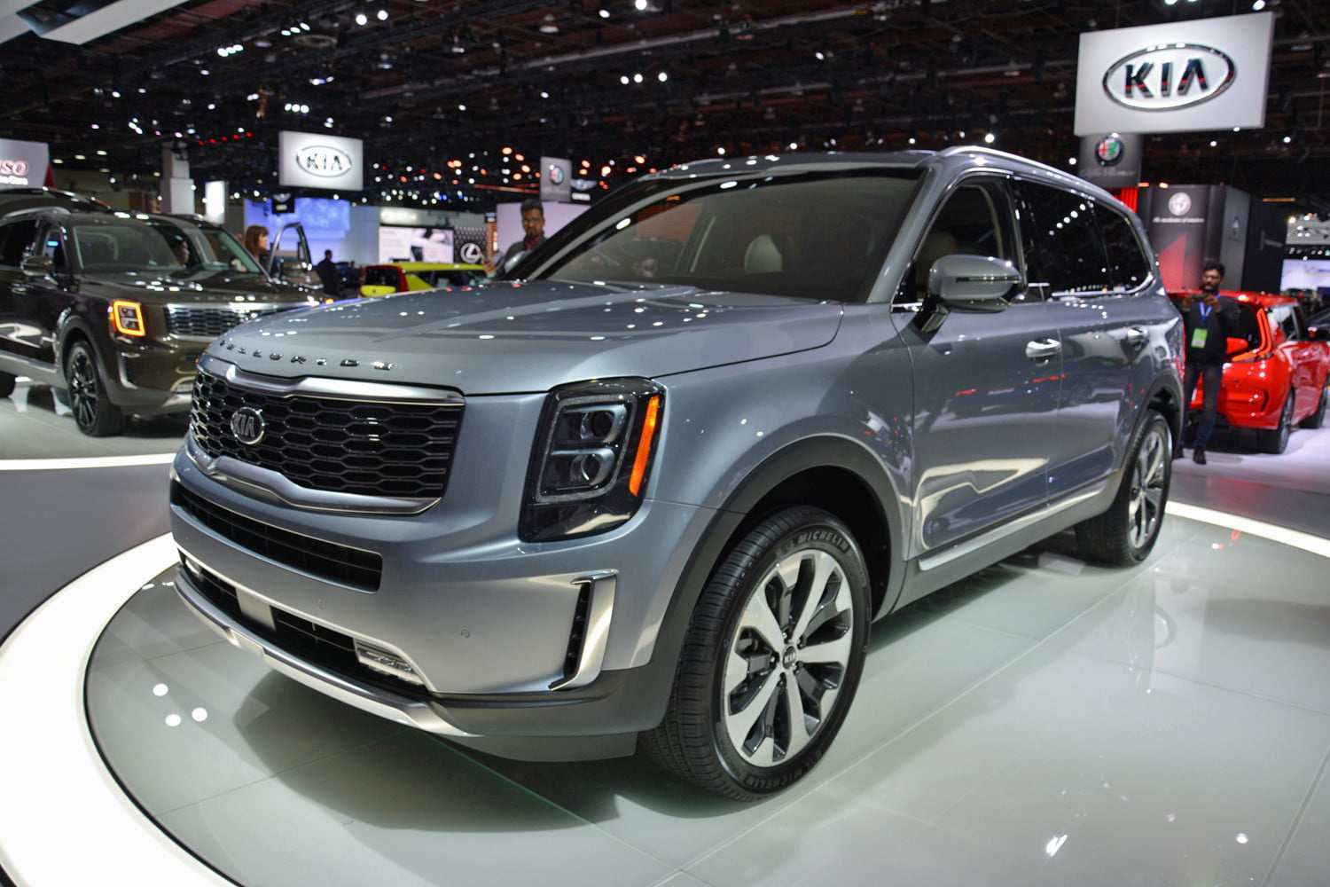 75 Gallery of Kia 2020 Telluride First Drive for Kia 2020 Telluride