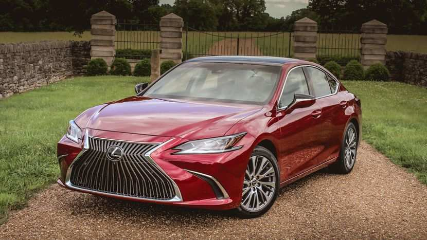 75 Gallery of Lexus Es 2020 White Performance and New Engine with Lexus Es 2020 White