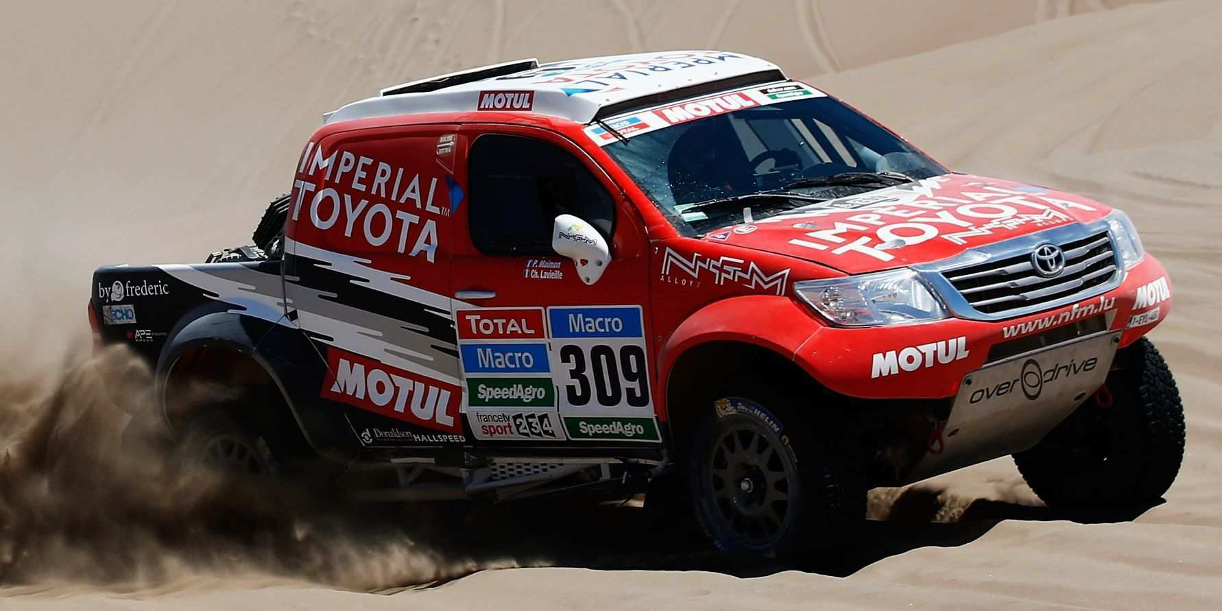 75 Gallery of Toyota Dakar 2020 Rumors for Toyota Dakar 2020