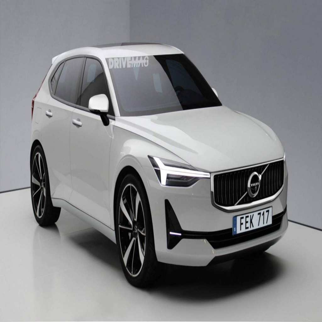 75 Gallery of Volvo Xc40 Dimensions 2020 Overview with Volvo Xc40 Dimensions 2020