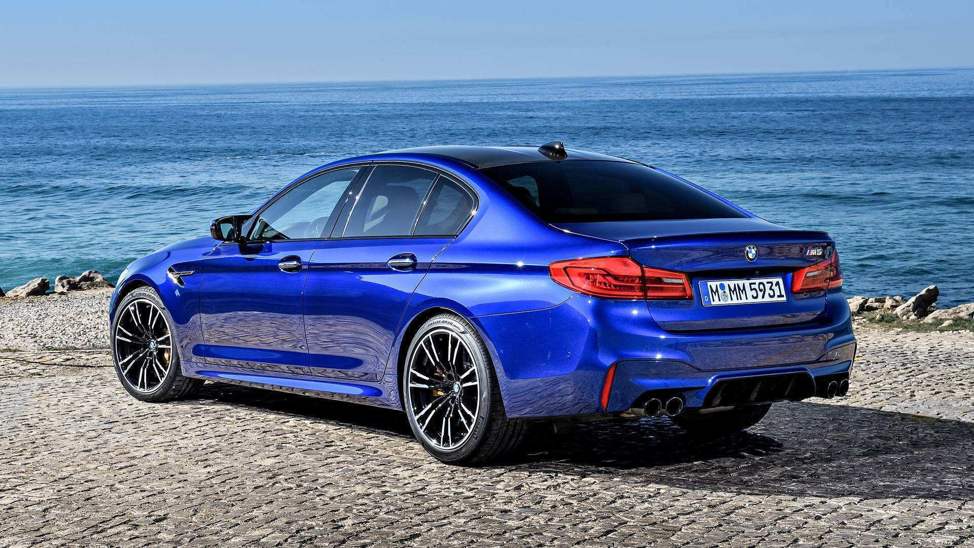 75 Great 2020 BMW M5 New Concept for 2020 BMW M5