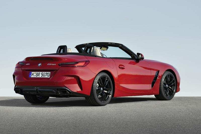 75 Great 2020 BMW Z4 M Roadster Photos with 2020 BMW Z4 M Roadster