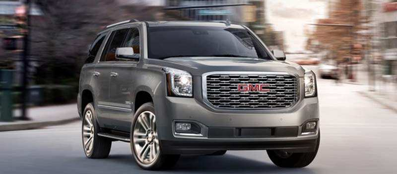 75 Great 2020 GMC Yukon XL Concept by 2020 GMC Yukon XL