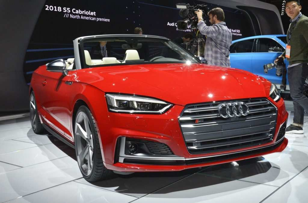 75 New 2020 Audi S5 Cabriolet Research New by 2020 Audi S5 Cabriolet