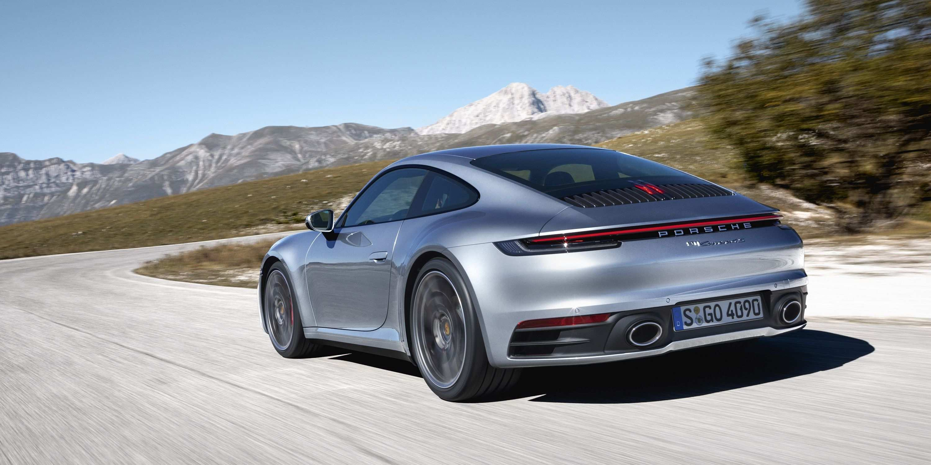 75 New 2020 Porsche 911 Carrera Concept by 2020 Porsche 911 Carrera