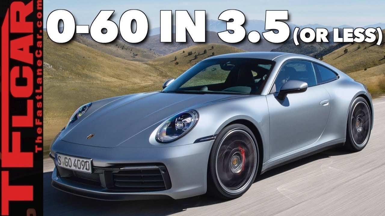 75 New 2020 Porsche 911 Exterior with 2020 Porsche 911