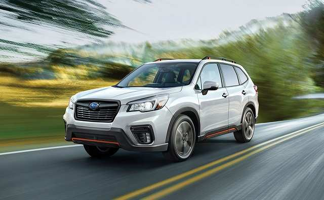 75 New 2020 Subaru Forester Length Wallpaper with 2020 Subaru Forester Length