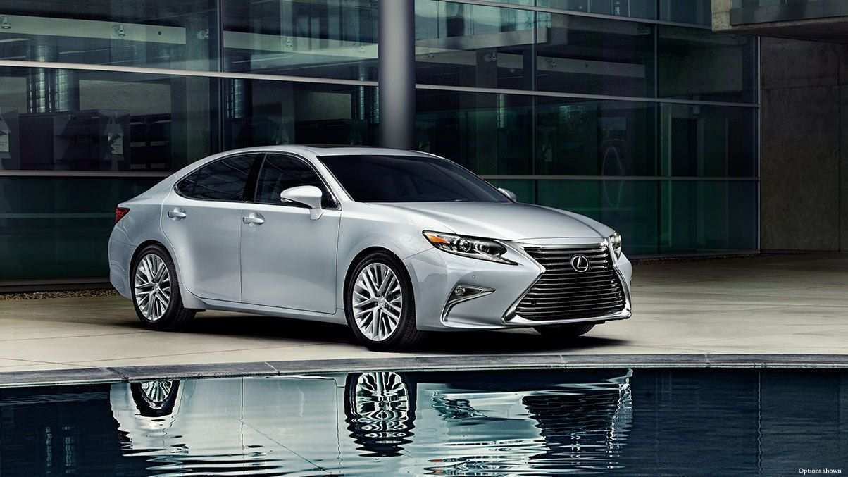 75 New Lexus Es 2020 Test Drive Exterior by Lexus Es 2020 Test Drive