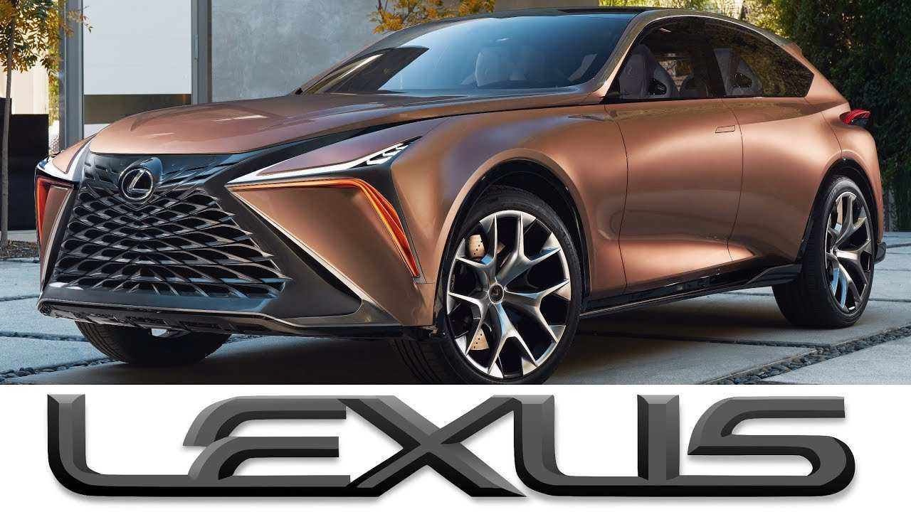 75 New Lexus New Concepts 2020 Style with Lexus New Concepts 2020