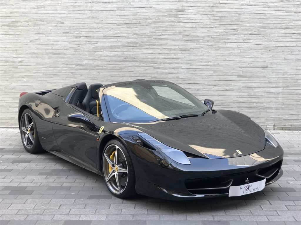 75 The 2020 Ferrari 458 Redesign by 2020 Ferrari 458