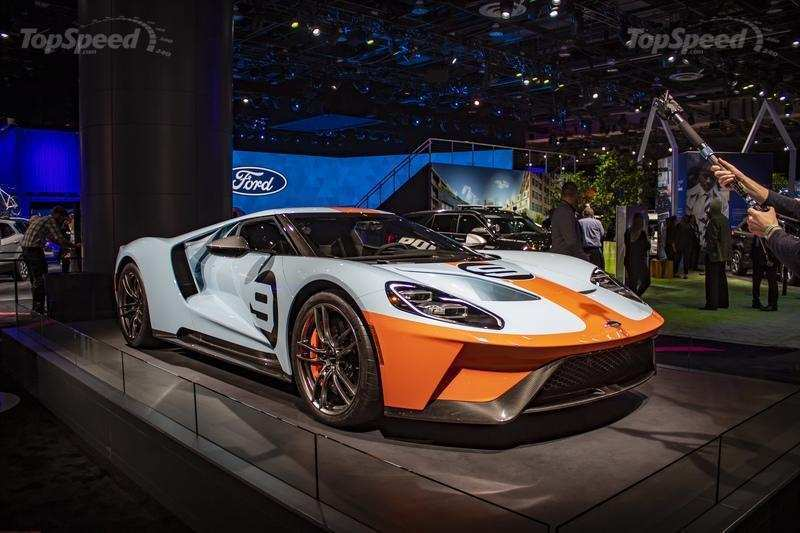 75 The 2020 Ford GT40 Picture for 2020 Ford GT40