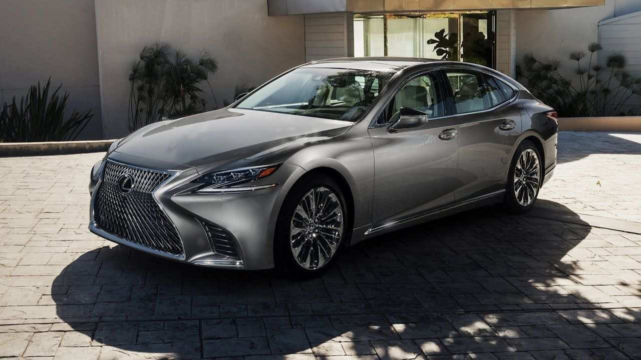 75 The 2020 Lexus LSs Speed Test for 2020 Lexus LSs