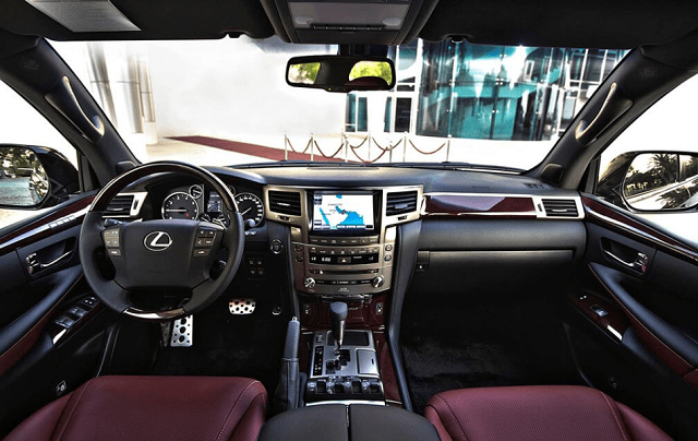 75 The 2020 Lexus LX 570 Ratings for 2020 Lexus LX 570