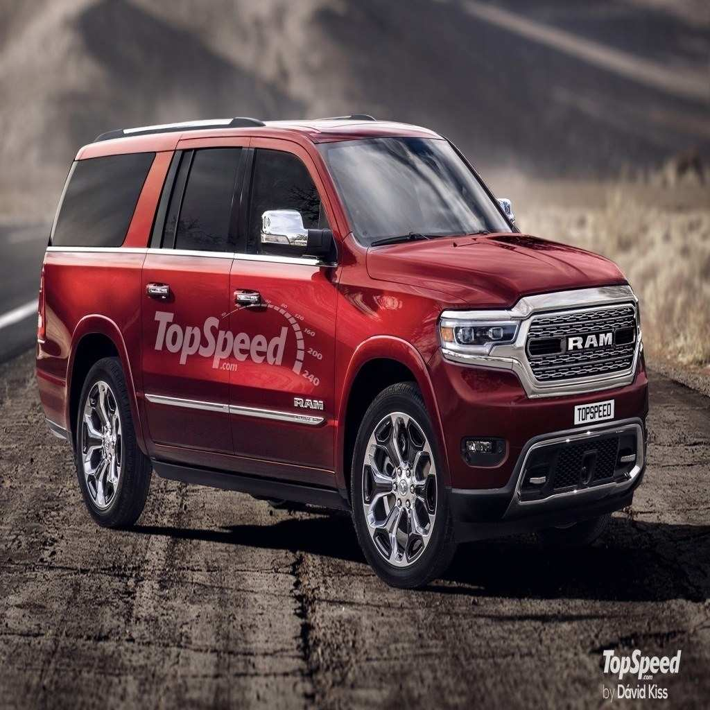 75 The 2020 Ramcharger Style with 2020 Ramcharger