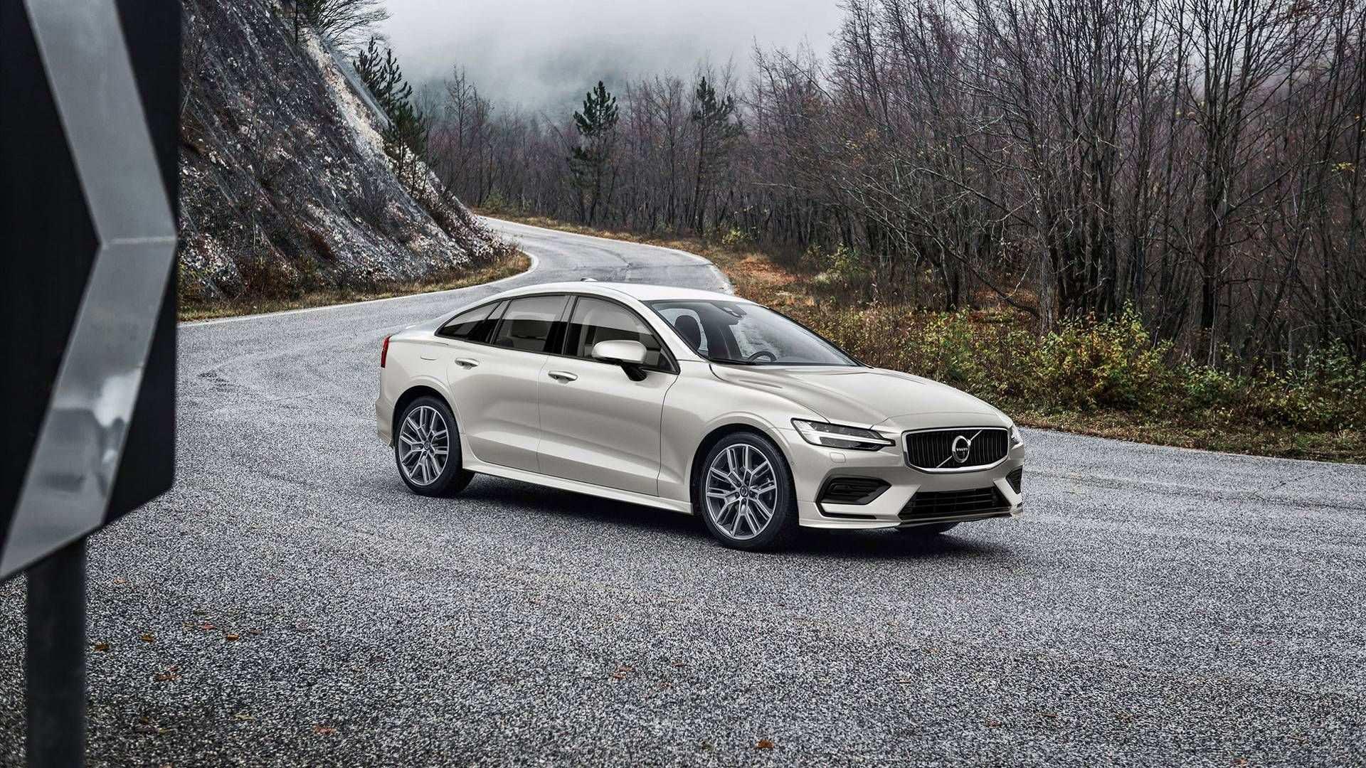 75 The Volvo S60 2020 News Spy Shoot by Volvo S60 2020 News