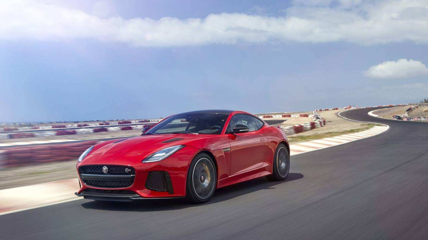 76 All New 2020 Jaguar F Type Svr Performance for 2020 Jaguar F Type Svr