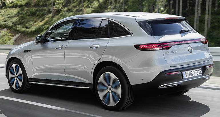 76 All New Mercedes Eqc 2020 Concept for Mercedes Eqc 2020